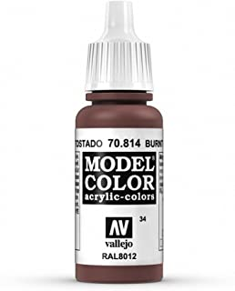 Vallejo Cadium Umber Red Paint, 17ml