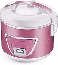 Rijstkoker (3/4/5L) Huishoudelijke rijstkoker met antiaanbaklaag, automatische warmtebehoud, voor 2-8 personen (afmetinge...