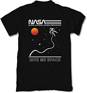 NASA Short Sleeve Graphic and Embroidered T-Shirts