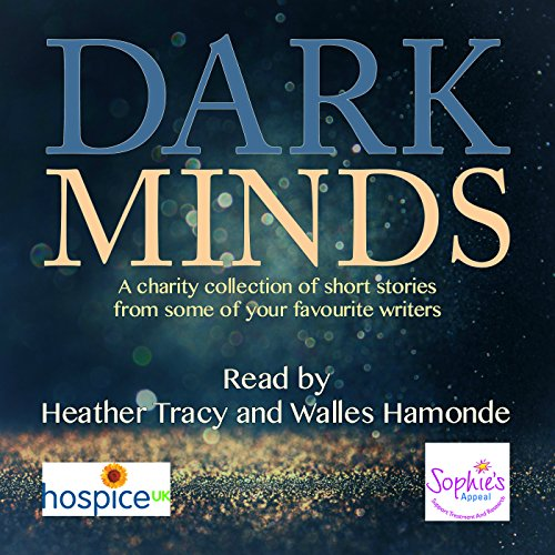 Dark Minds audiobook cover art