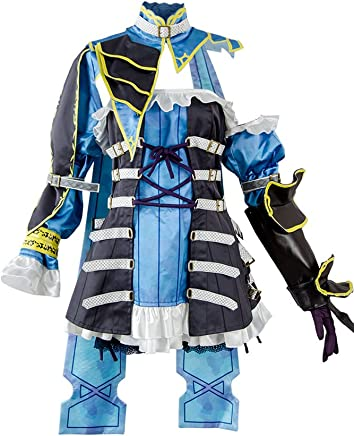Mesodyn Bloodstained Ritual Of The Night Costume Miriam Dress Cosplay