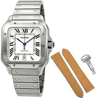 Cartier Santos de Cartier Large Model Automatic Steel Men's Watch WSSA0009
