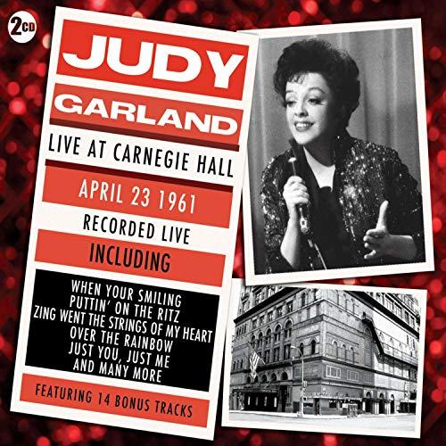 Judy Garland - Live at Carnegie Hall