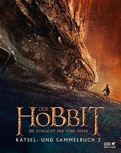 Der Hobbit: Die Schlacht der Fünf Heere - Das Rätsel- und Sammelbuch: Rätsel- und Sammelbuch 3