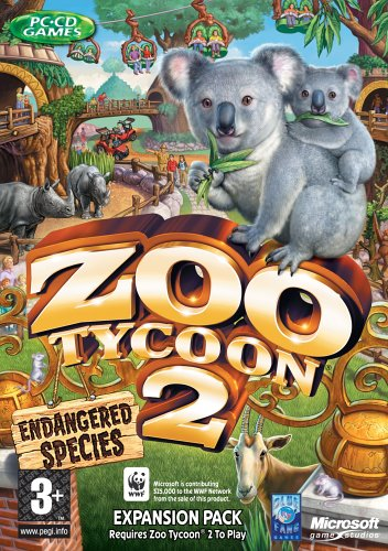 Zoo Tycoon 2: Endangered Species Expansion Pack [UK Import]