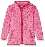 Playshoes Kinder-Jacke aus Fleece, atmungsaktives und hochwertiges Jäckchen mit Reißverschluss, pink, 9-12 Months (Manufacturer Size:80)