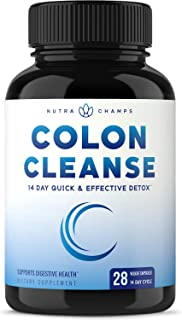 14 day colon cleanse by NutraChamps