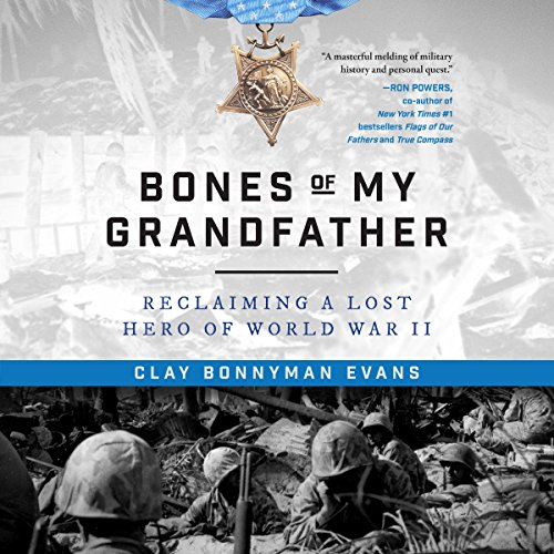 Bones of My Grandfather audiobook cover art