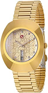 Rado Original Gold-Toned Analog Watch for Men R12413013