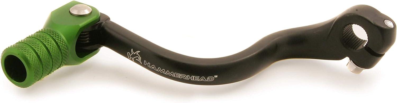 Hammerhead Prämie Geschmiedeter Schalthebel Tippoptionen Für Große Stiefel Ersatz Für Kawasaki Kx125 Kx250 Kx500 Auto