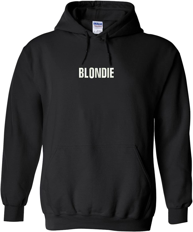 Trendy Apparel Shop Blondie Embroidered Heavy Blend Hoodie