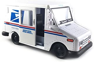 Die Cast 5 Inch United States Postal Service Truck USPS LLV 1:36 Scale