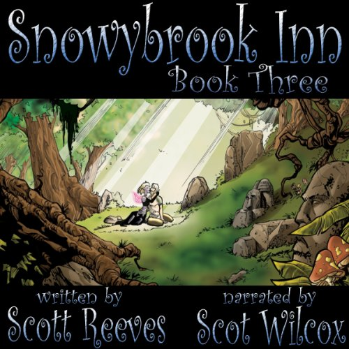 Snowybrook Inn audiobook cover art