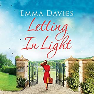 Letting in Light audiobook cover art
