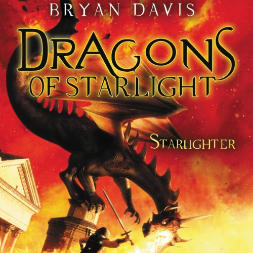 Starlighter audiobook cover art