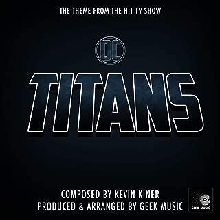 DC Titans - Main Theme