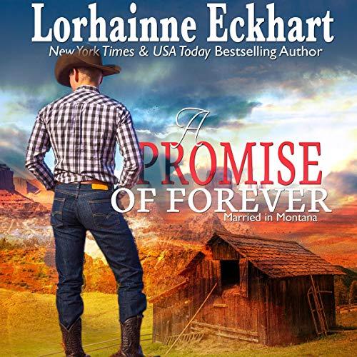 Diseño de la portada del título A Promise of Forever