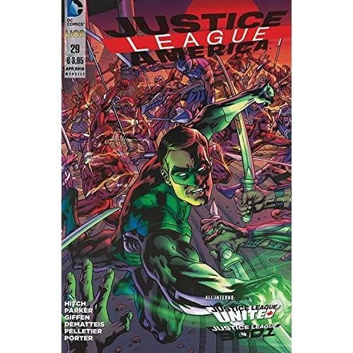 Justice League America (Vol. 29)