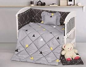 5-Piece Baby Collection Crib Bedding Set-Lucas-022