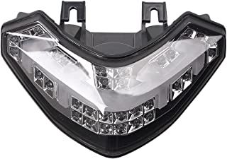 Newsmarts Integrated Taillights, Turn Signal LED Taillights Lamp for Ducati Multistrada 1200 2010-2014