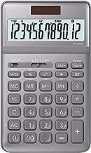 $50 » Calculator Adjustable Calculator Dual Power Calculator Cute Girl Portable Fashion 12-Digit Ultra-Thin Calculator Daily and...