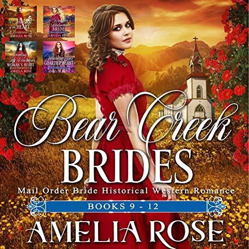 Bear Creek Brides: Books 9 - 12 cover art