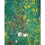 ZXDA Kits de Pintura por números de Cuadros de Bricolaje para Adultos Kits de Pintura de Figuras abstractas por números para decoración Moderna del hogar Regalo de Bricolaje A9 45x60cm