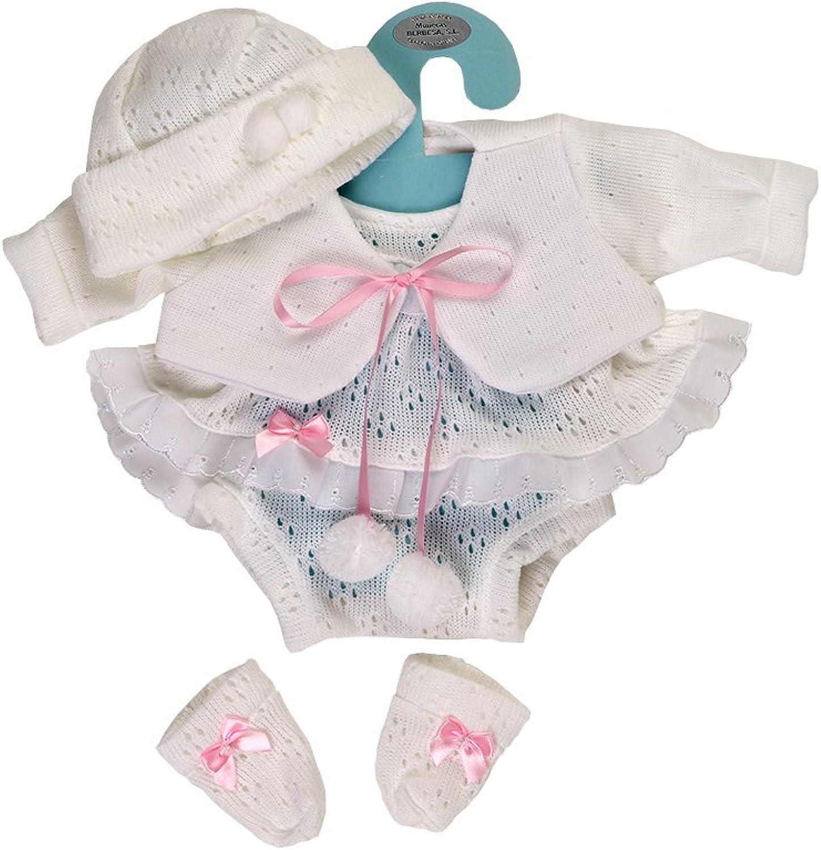 Munecas Berbesa  T5102  Doll's Clothes  42 Cm