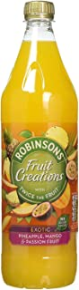 Robinsons Fruit Creations Exotic Pineapple, Mango and Passion FruitSquash1L