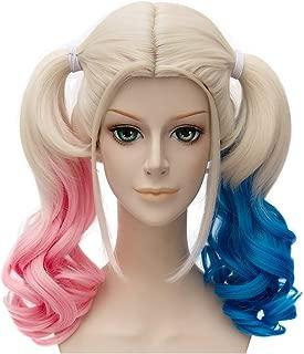 Best blonde wig harley quinn Reviews