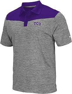 Mens TCU Texas Chrstian Horned Frogs Polo Shirt
