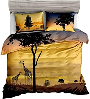 Best african sunset giraffe Reviews