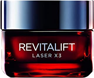 L'Oreal Paris Revitalift Laser X3 Anti-Aging Day Cream with Hyaluronic Acid and Concentrated Pro-Xylane 50 ML