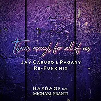There's Enough For All of Us (Jay Caruso & Pagany Re-Funk Mix)