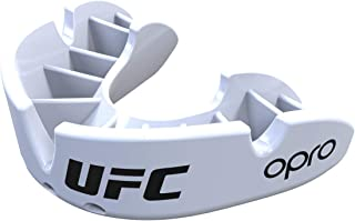 OPRO UFC Bronze Level Mouthguard for MMA, Boxing, BJJ, and Other Combat Sports - 18 Month Dental Warranty