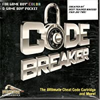 Pelican Code Breaker for Gameboy Color and Pocket NEW