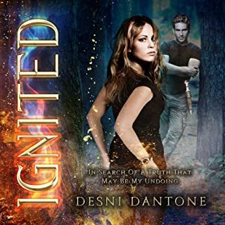 Ignited audiobook cover art