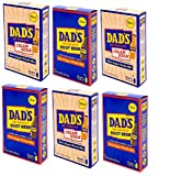 Singles to go Dad's Old Fashion Root beer, Dad's Old Fashion Cream Soda, 6 box bundle 3 of each Drink Mix