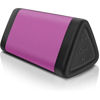 OontZ Angle 3 (3rd Gen) - Bluetooth Portable Speaker, Louder Volume, Crystal Clear Stereo Sound, Rich Bass, 100 Ft Wireless Range, IPX5 (Pink)