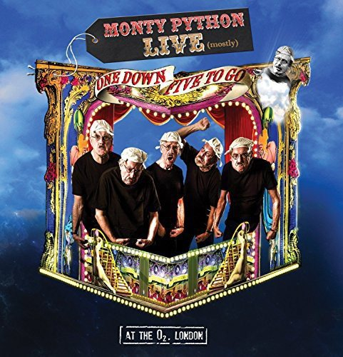 Monty Python / Monty Python Live (Mostly) - One Down Five To Go Deluxe Edition [DVD+Blu-ray+2CD] [DVD] [2014] [NTSC]