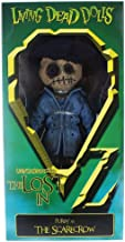 Living Dead Dolls Lost In Oz Purdy as The Scarecrow 10 Doll by Living Dead Dolls