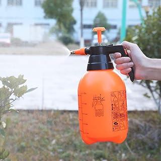 boxiangxu water spray bottle Garden watering 2L Pneumatic Automatic Sprayer Orange Bottle Watering Pot Garden Sprinkler pl...