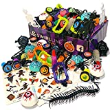 S SWIRLLINE Halloween Party Favors Trinkets Kids - Carnival Prizes...