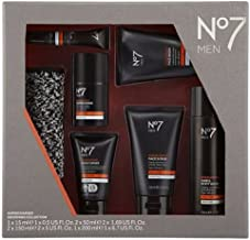 New XMAS KIT No7 Men Supercharged Grooming Collection For