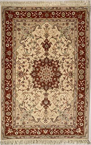 Tappeto persiano Tabriz 60R misura 100x150