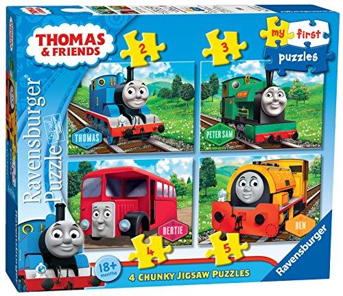 Ravensburger - Puzzle de Suelo Thomas y Sus Amigos (7053)