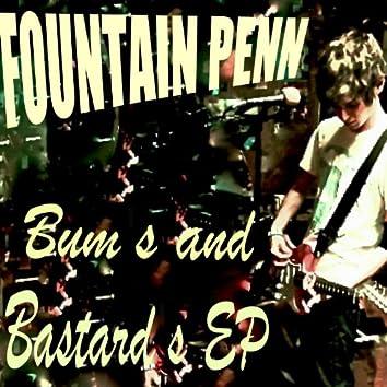 Bums and Bastards - EP