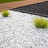 Piedra Grava Blanca (99%) Blanco Natural (10 Kg)