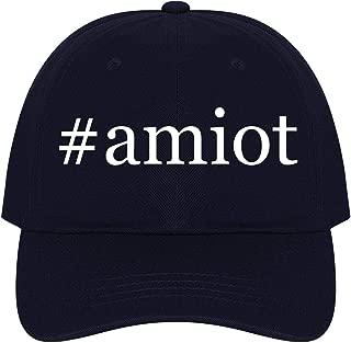 #Amiot - A Nice Comfortable Adjustable Hashtag Dad Hat Cap