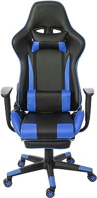 Mendler Chaise de Bureau HWC D25 XXL, capacité 150kg
